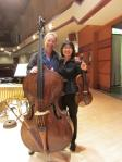 Evelina Chao & Fred Bretschger, Benson Hall, St Paul